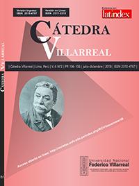 Ver Vol. 8 Núm. 1 (2020): Cátedra Villarreal