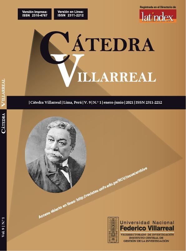 Ver Vol. 9 Núm. 1 (2021): Cátedra Villarreal